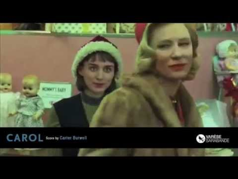Various Artists - Carol (Original Motion Picture Soundtrack)