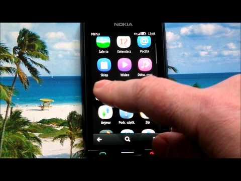 Nokia 701 - test