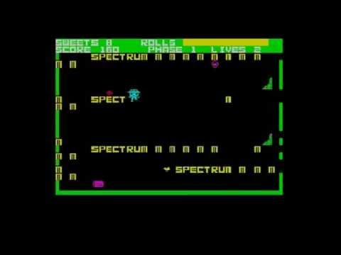 British Gaming: Yethboth Plays: Madhatter - Sinclair ZX Spectrum