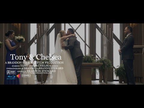 Tony & Chelsea's Wedding Highlight Film Fort Worth, TX
