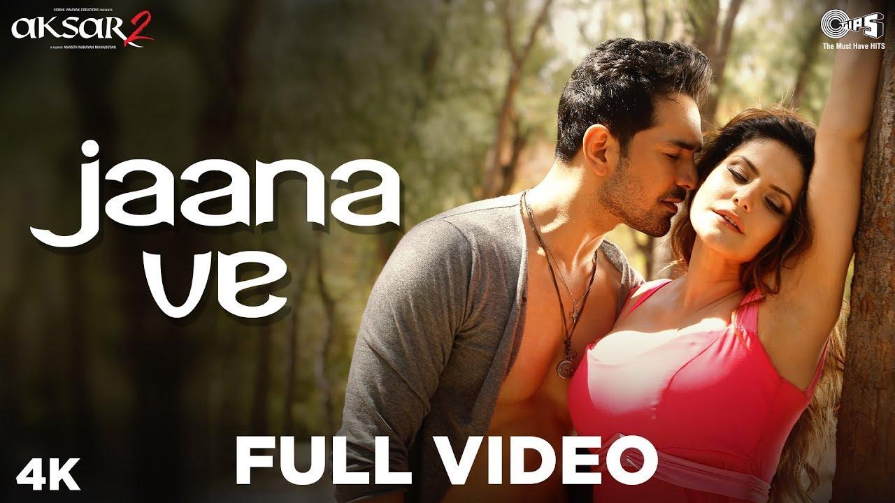 Download Jaana Ve Full Song Video - Aksar 2 | Arijit Singh, Mithoon | Zareen Khan, Abhinav | Bollywood Song
