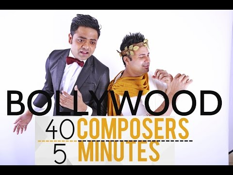 Bollywood Medley | Sourendro Soumyojit