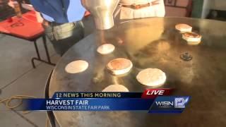 Farmers Breakfast At Harvest Fair A Favorite