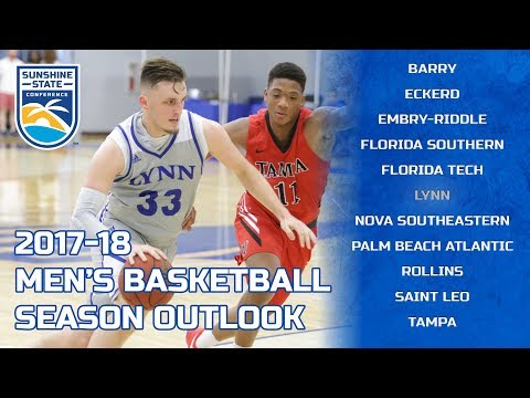Lynn University | 2017-18 Men's Basketball Season Outlook