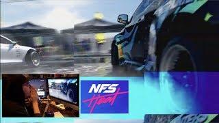 Need For Speed HEAT! Live Trailer Reaction w/GAMEPLAY / Trailer Breakdown!!