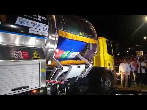 Contenerización de basuras en Santa Marta