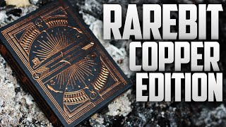 Deck Review - Rarebit Copper Edition Playing Cards [hd]