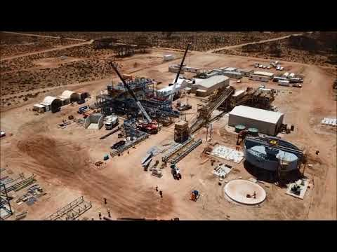 Lithium project of Alliance Mineral Assets & Tawana Resources