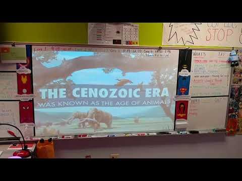 Core 1 - ERAS of Geologic Time