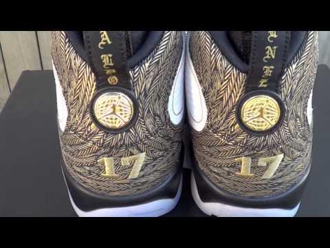 Air Jordan Doernbecher 9 (IX) Pollito Review