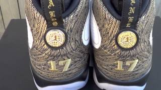 Air Jordan Doernbecher 9 (IX) Pollito Review