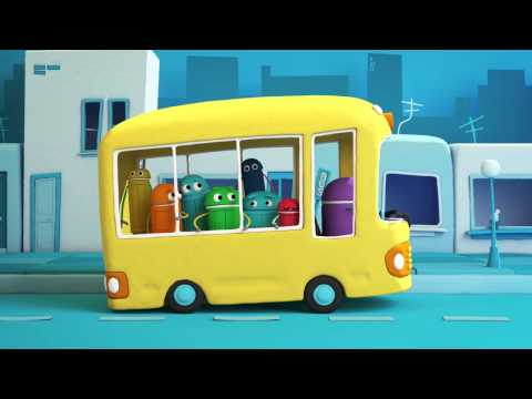 """""""The Wheels on the Bus"""" Classic Songs by StoryBots"""