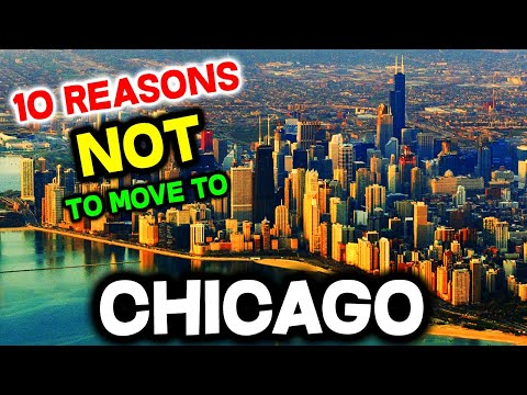 Top 10 Reasons NOT To Move To Chicago, Illinois