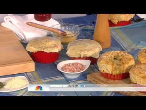 Nbcs Today Show Pot Pie Cook Off With Bobby Flay Youtube