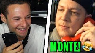 Anruf von MontanaBlack im Stream📞😂 ❘ Inscope21 Reaction