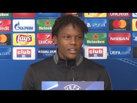 Dedryck Boyata Full Pre-Match Press Conference - Anderlecht v Celtic - Champions League