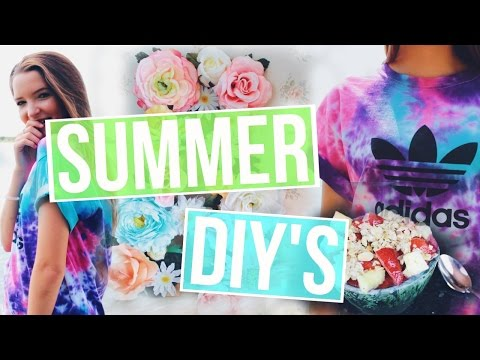 summer-diys-you-need-to-try!-tumblr-inspired-room-decor,-clothing,-and-more