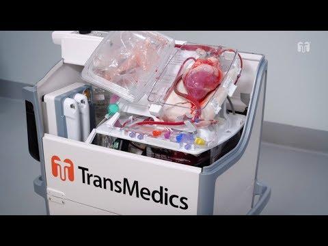 Organ Care System (OCS™) Heart