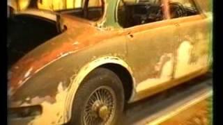 Jaguar mk11 240 classic car 1969 restoration