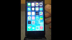 [iOS 7] How to fix home button lag/delay on iOS 7