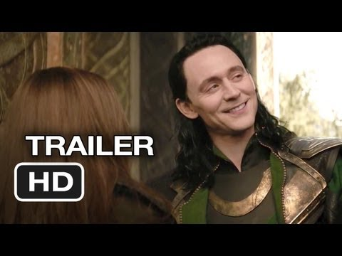 Thor: The Dark World TRAILER 2 (2013) - Chris Hemsworth, Tom Hiddleston Movie HD