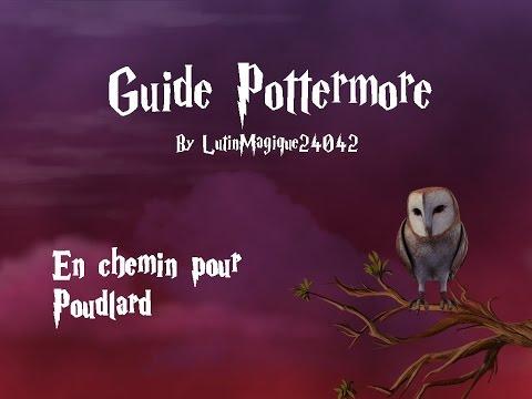 Guide Pottermore // En chemin pour...