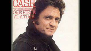 Johnny Cash - In A Young Girl