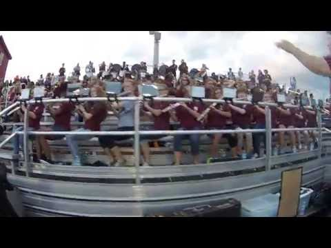 ESPN theme Meridianville middle school band