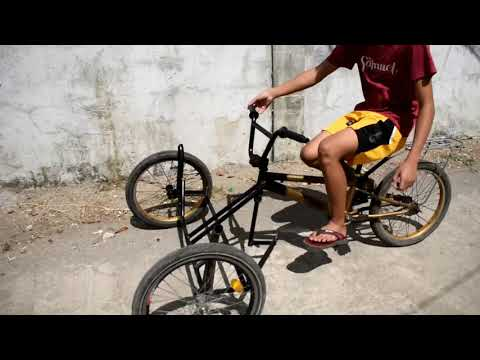 Build a T-REX Bike From BMX Philippine Made BMX Bike Build | Part 2 of 2