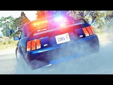 2000 Ford Mustang SVT Cobra R   GTA 5 LSPDFR #383