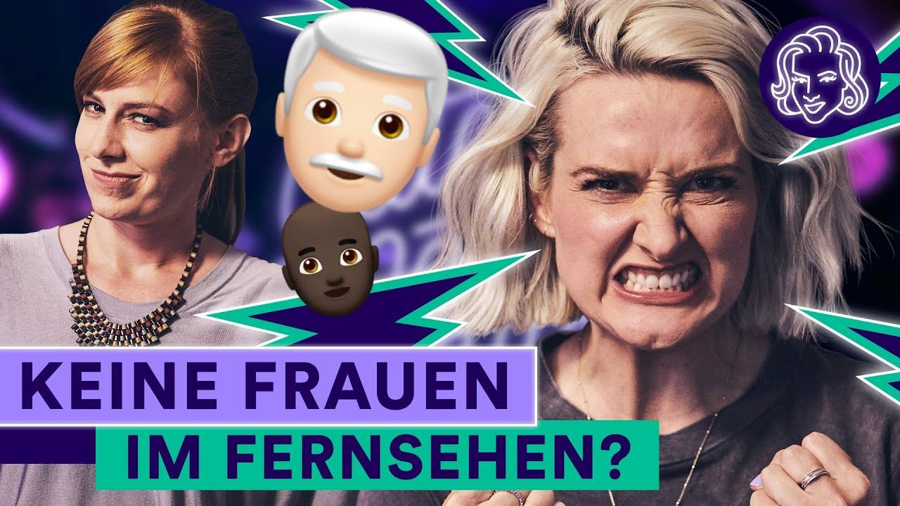 Wo sind die ganzen Moderatorinnen, Eva Schulz? | Gute Nacht Alter