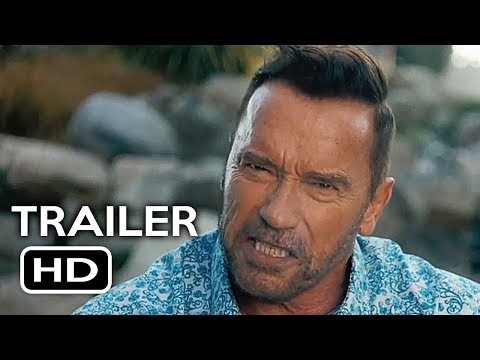 Killing Gunther Official Trailer #1 (2017) Arnold Schwarzenegger Action Comedy Movie HD