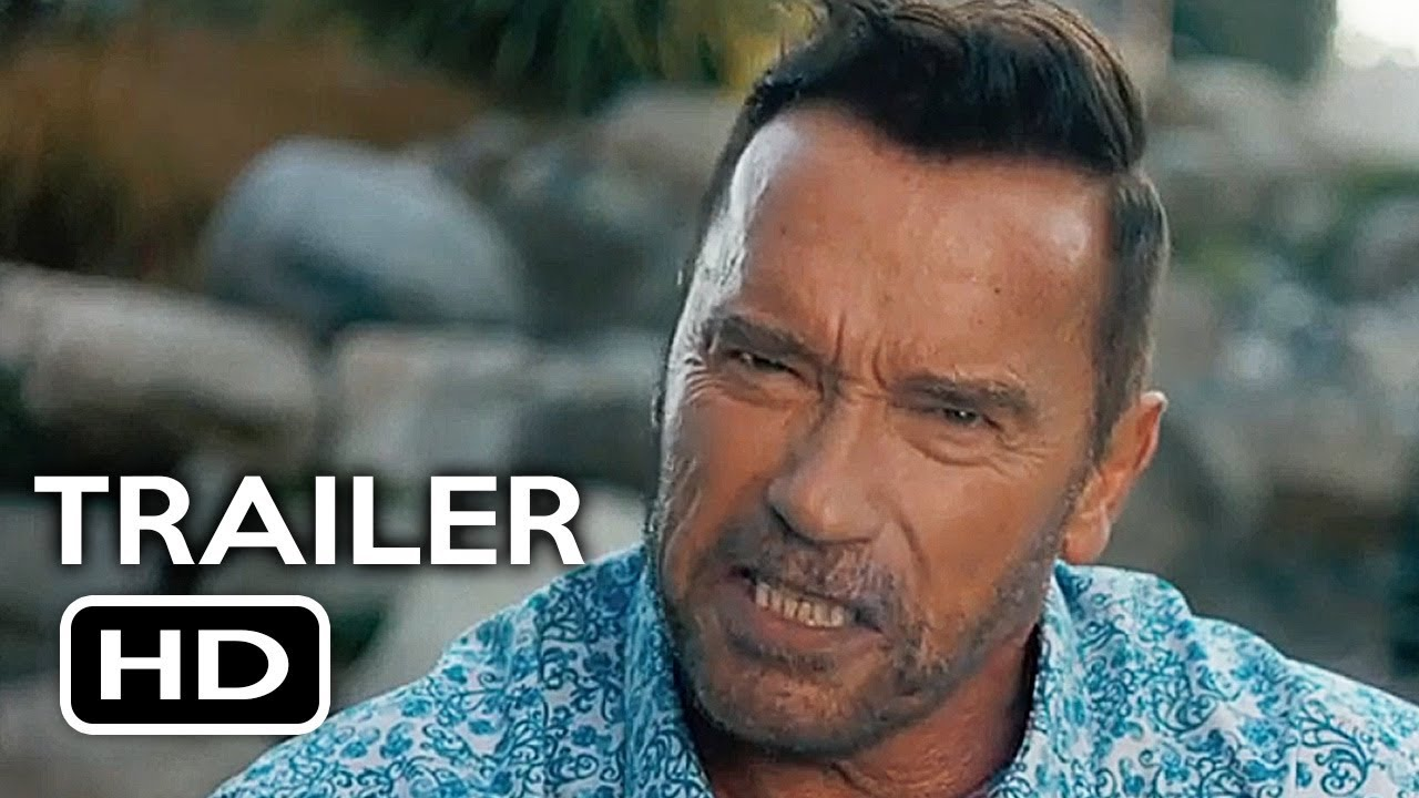 Killing Gunther Official Trailer #1 (2017) Arnold ...