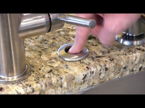 hook up kitchen sink faucet