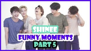 SHINee funny moments - part 5 (legendado/ENG subs)