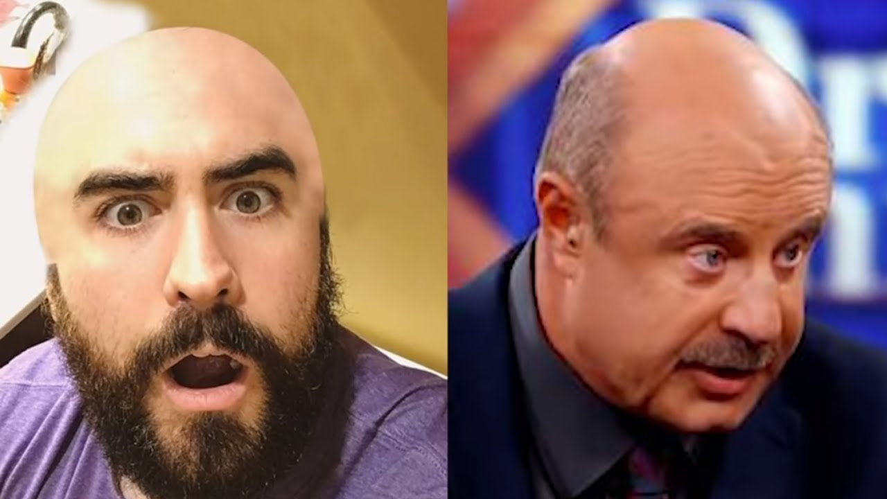 Dr Phil Is My Daddy  Meme Couch 40 - Youtube-7696