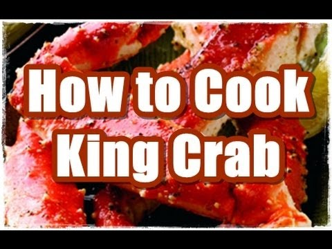 How To Cook Alaskan King Crab 4 Ways Youtube