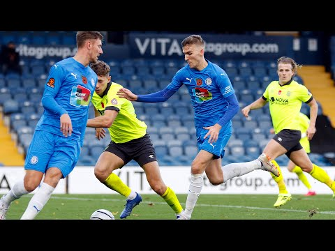 Stockport Weymouth Goals And Highlights