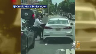 Watch: Man Hit By Car in Brooklyn Road Rage Incident