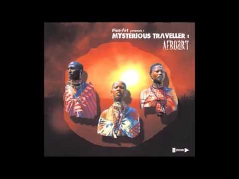 mysterious traveller   green africa