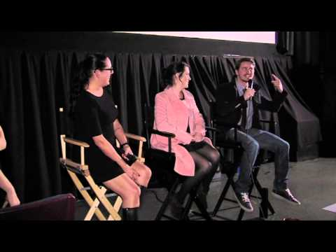Q&A with Karina Miller, Jason Ritter and Melanie Lynskey at Gold Coast International Film Festival