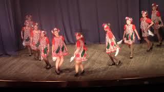 Хореографическая постановка русского народного  танца