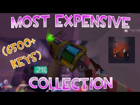 Download Youtube: [TF2] MOST EXPENSIVE UNUSUAL Weapon Collection! (6500 Keys) Interview