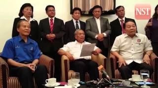 Sarawak election: Adenan unveils five more candidates