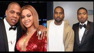 DId Jay Z & Beyonce Diss Nas? (KILLED HIS ENTIRE ALBUM BUZZ BY DROPPING CARTER PROJECT)