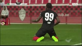 الأهلي يضرب الشباب برباعية ثالثة في الدوري الإماراتي