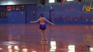 Aashita Joshi - Elementary A Girls 2018 NJ Open