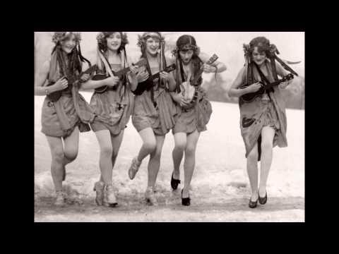 Ukulele Lady - The Denza Dance Band (Harry Reser's Syncopators) - Columbia 3730