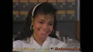 Janet Jackson  on Dorothy Dandridge (1987)