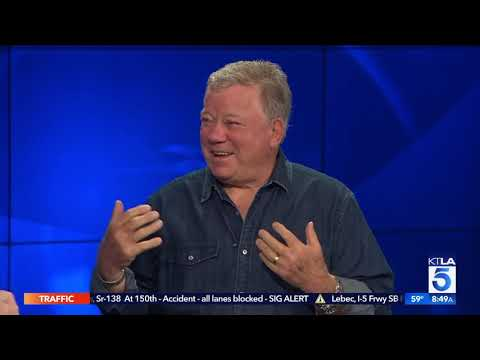William Shatner Reveals the Secret to Staying Young